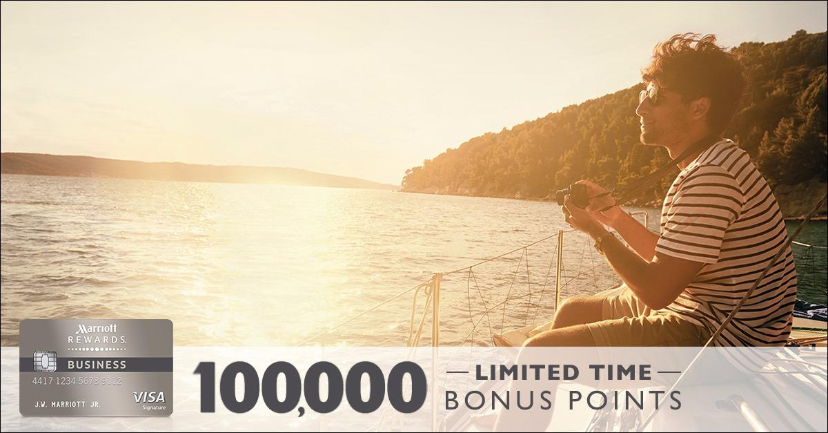 100,000 Bonus Points