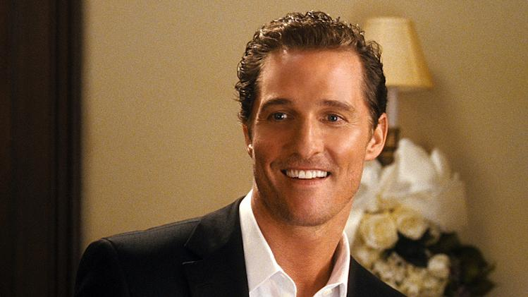 Matthew McConaughey Looks Gallery 2011 Ghosts of Girlfriends Past
