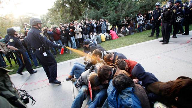 UC Davis in $1M Pepper Spray Settlement