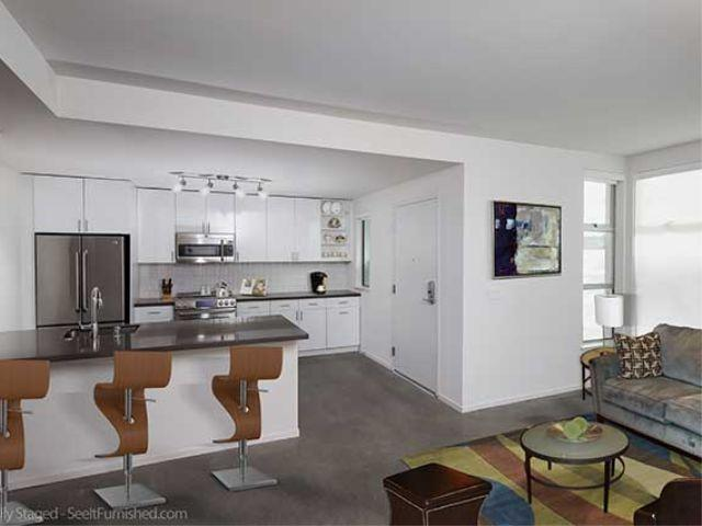 sponsored post: Free Rent in an Avalon Hayes Valley Two-Bedroom Townhome