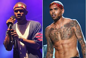 Frank Ocean 'Desirous of Prosecution' Over Chris Brown Fight