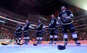 Big bad Kings play tough, smart hockey