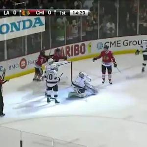 Los Angeles Kings at Chicago Blackhawks - 03/30/2015