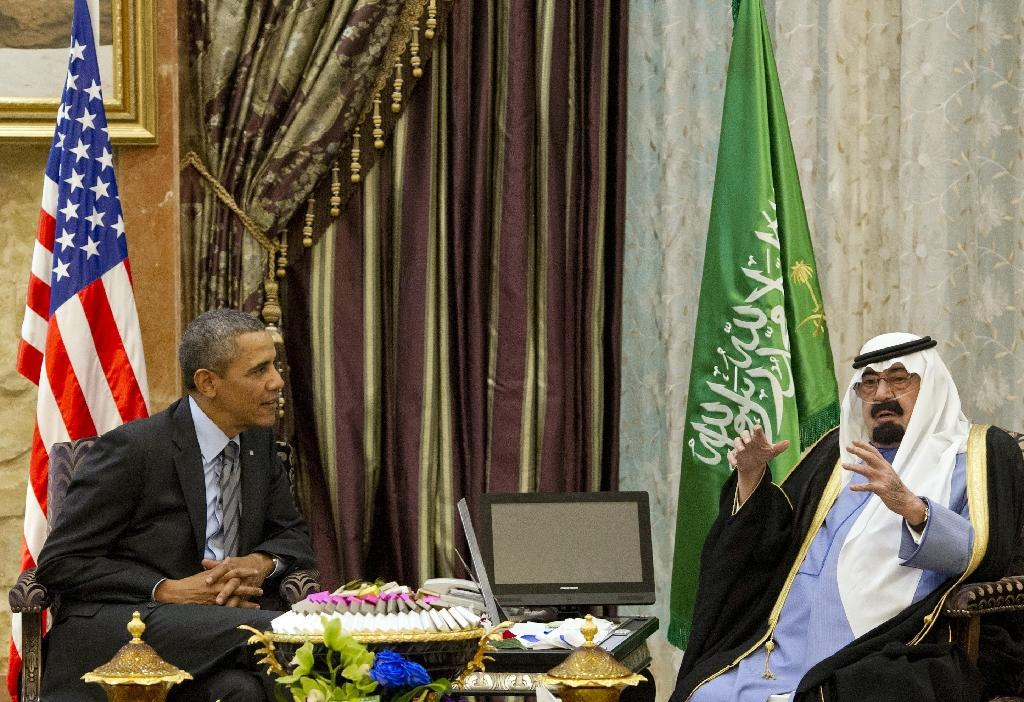 Obama urges Arab world to set up inclusive governments