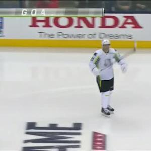 Ryan Suter Goal on Marc-andre Fleury (00:24/2nd)