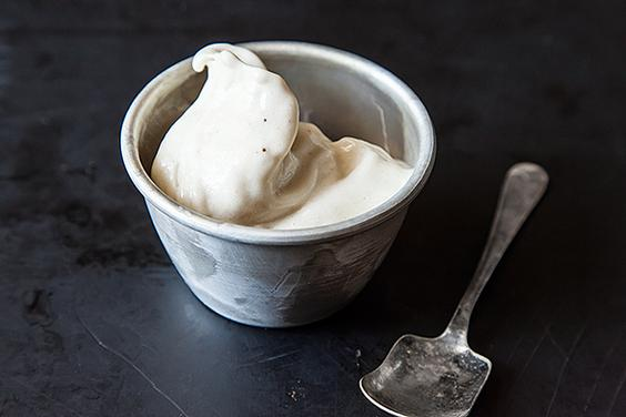 The Kitchn's One Ingredient Ice Cream