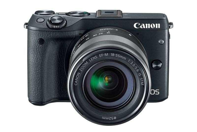 The Canon EOS M3 is coming to the United States