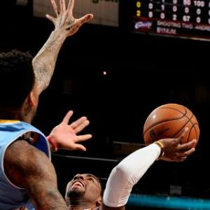 Block of the Night - Wilson Chandler