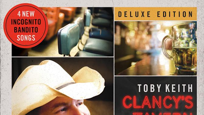 """In this CD cover image released by Show Dog-Universal Music, the latest release by Toby Keith, """"Clancy's Tavern,"""" is shown. (AP Photo/Show Dog-Universal Music)"""