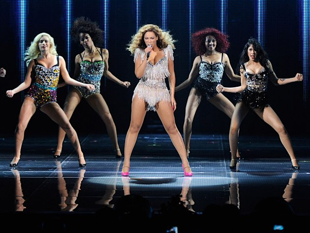 10. Beyonce as Super Bowl …