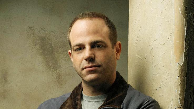 Paul Adelstein stars as Agent Kellerman in Prison Break on FOX.