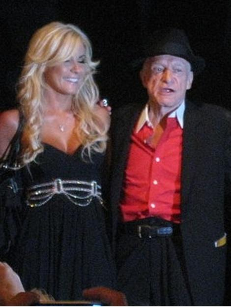 Hugh Hefner, Crystal Harris Get Marriage License - a Look Back at Their Troubled Past