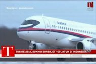Tragedi Sukhoi Superjet 100 Dipicu Tamu di Kokpit