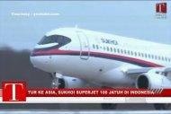 Tragedi Sukhoi Superjet 100 Dipicu Tamu di Kokpit