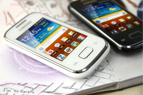 Samsung; Galaxy; Galaxy Pocket; Android; Windows Phone 8; iPhone 5; smartphone