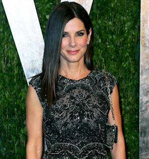 Sandra Bullock's Son Louis Bardo Helped Pick Out Her Oscars Jewelry!