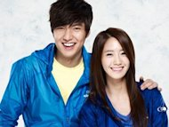 YoonA and Lee Min-ho increase Eider sales to 200%
