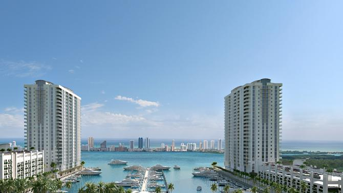Marina Palms Yacht Club & Residences Releases Its Grand Penthouses