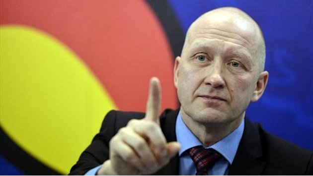 Ice Hockey - Finn Kekalainen becomes NHL's first European GM
