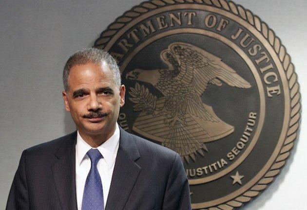 Attorney General Eric Holder (Bill Haber/AP)