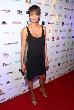 Halle Berry attends the closing of the 9th annual Acapulco Film Festival after party on January 29, 2014 in Acapulco, Mexico -- Getty Images