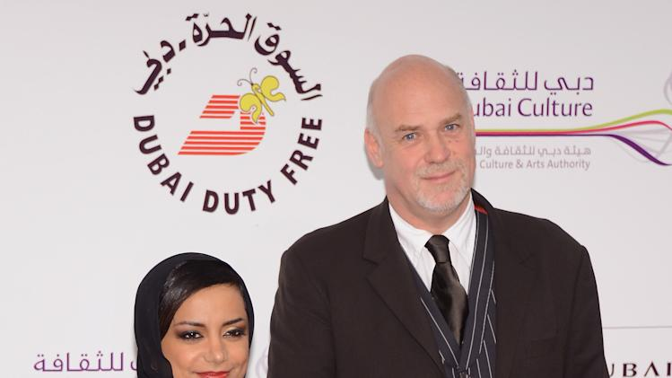 2012 Dubai International Film Festival - Day 8