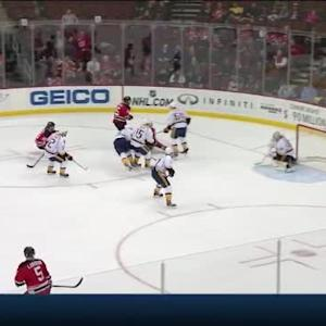 Carter Hutton Save on Tuomo Ruutu (16:12/1st)