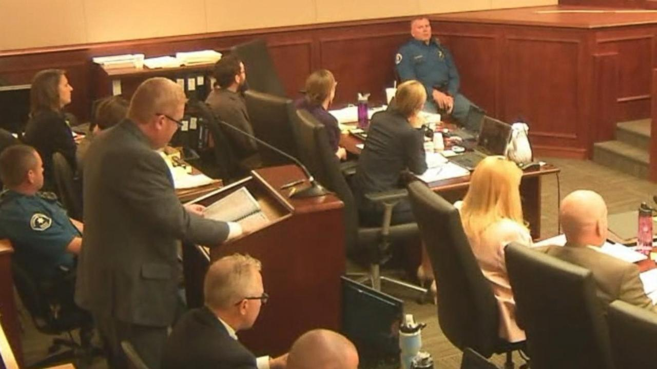 Colorado theater shooting victims relive terror in courtroom