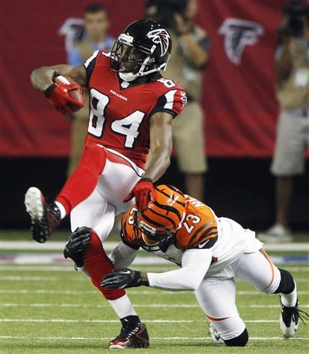 Bengals hold off Falcons 24-19