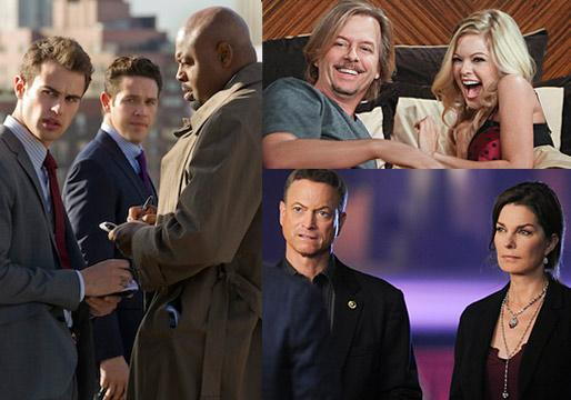 CBS Midseason Scoop: Rules of Engagement Returns, CSI: NY Wraps, Golden Boy Bows