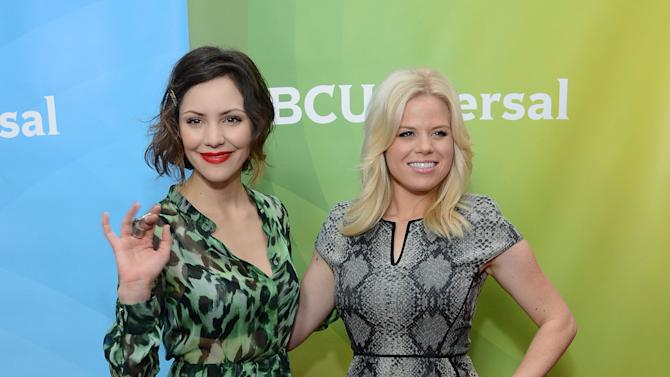 """NBCUniversal's """"2013 Winter TCA Tour"""" Day 1 - Arrivals"""