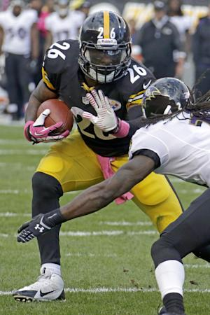 Bell delivers as Steelers diversify offense