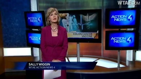 Colon Cancer Vaccine Developed in Pittsburgh