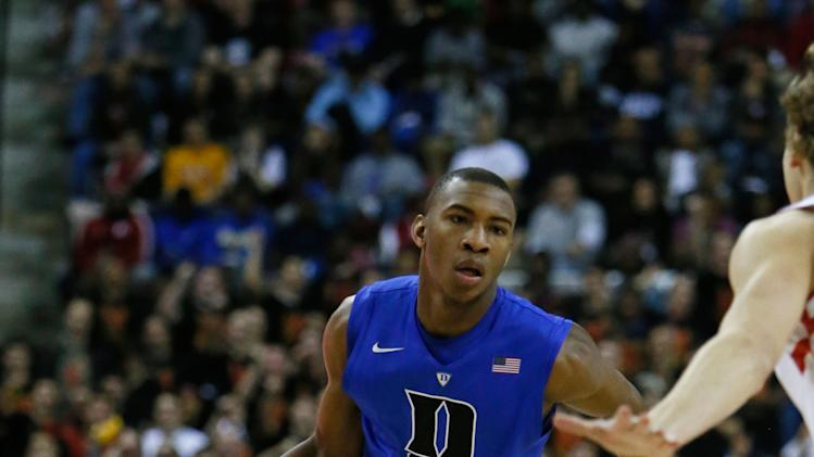 NCAA Basketball: Duke at Maryland