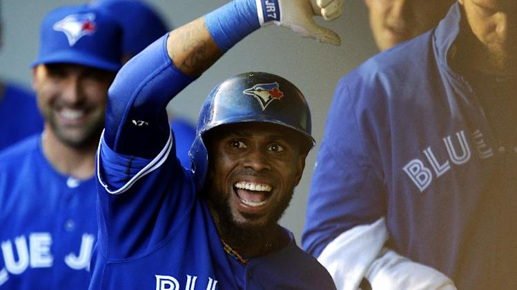 Blue Jays knock around Seattle's ace in 7-2 win