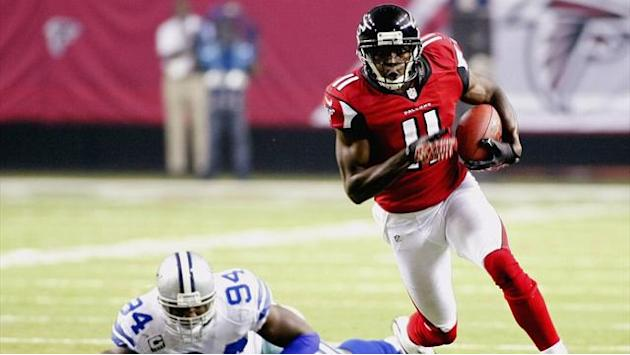 American Football - Jones on Falcons' injured reserve list