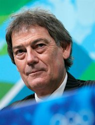 VANCOUVER, BC - FEBRUARY 11: Director general of the World Anti-Doping Agency, David Howman speaks during a press conference ahead of the Vancouver 2010 Winter Olympics on February 11, 2010 in Vancouver, Canada. Getty Images/Getty Images/AFP
