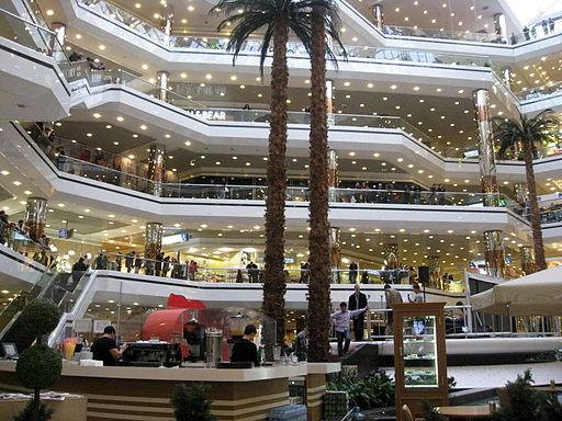 10 largest shopping malls in the world