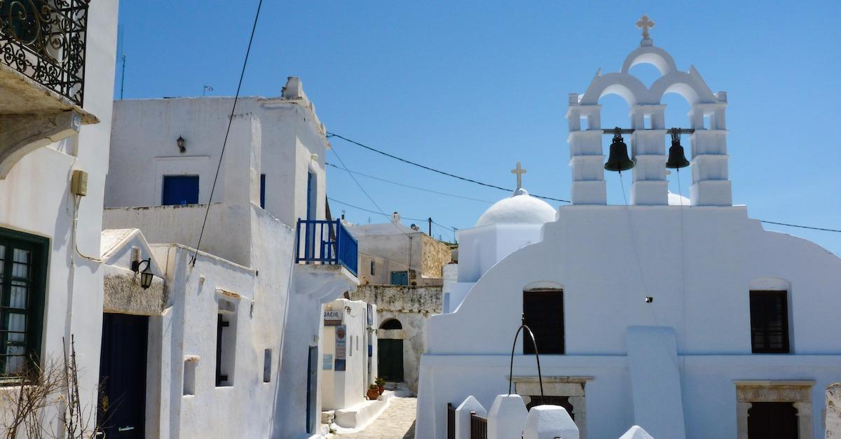 9 Hidden Greek islands you don't even know exist