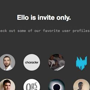 Behind Ello hype, a Facebook rebellion brews