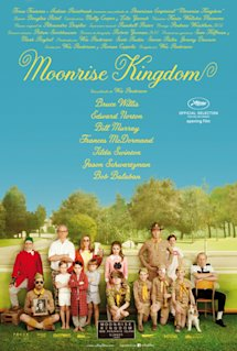Póster de Moonrise Kingdom