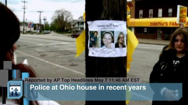 Police at Ohio House in Recent Years