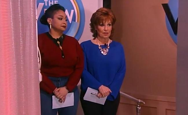 'The View' Hosts Spoofed The Hilariously Awkward GOP Debate Entrance