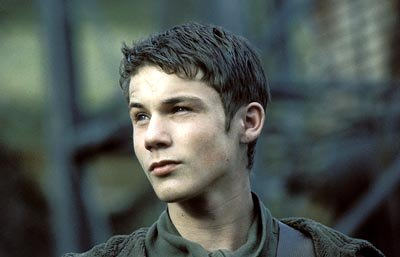 Scott Moutter as Jared Wilke in Touchstone's Reign of Fire