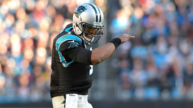 The Internet Has Made Some Amazing GIFs Of Cam Newton's Dab Ruining The World