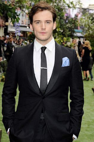 Sam Claflin attends the world premiere of &#39;Snow White And The Huntsman&#39; in London on May 14, 2012 -- Getty Premium