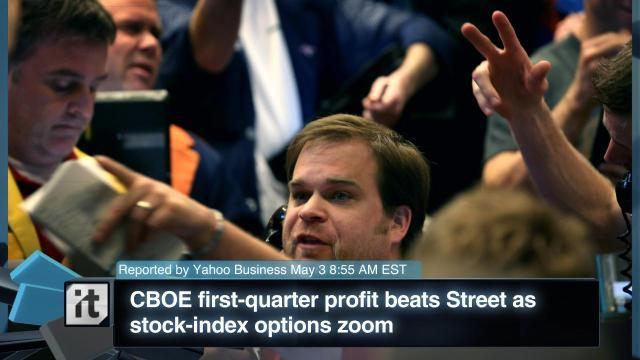 Stock Markets News - NEW YORK, CBOE Holdings Inc, United States