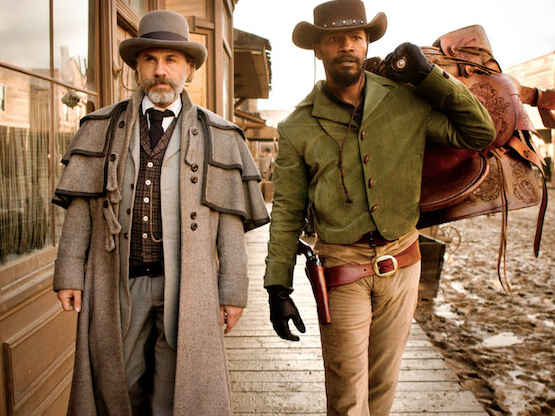 'Django Unchained' on Pace to Be Tarantino's Biggest Box Office Film Ever