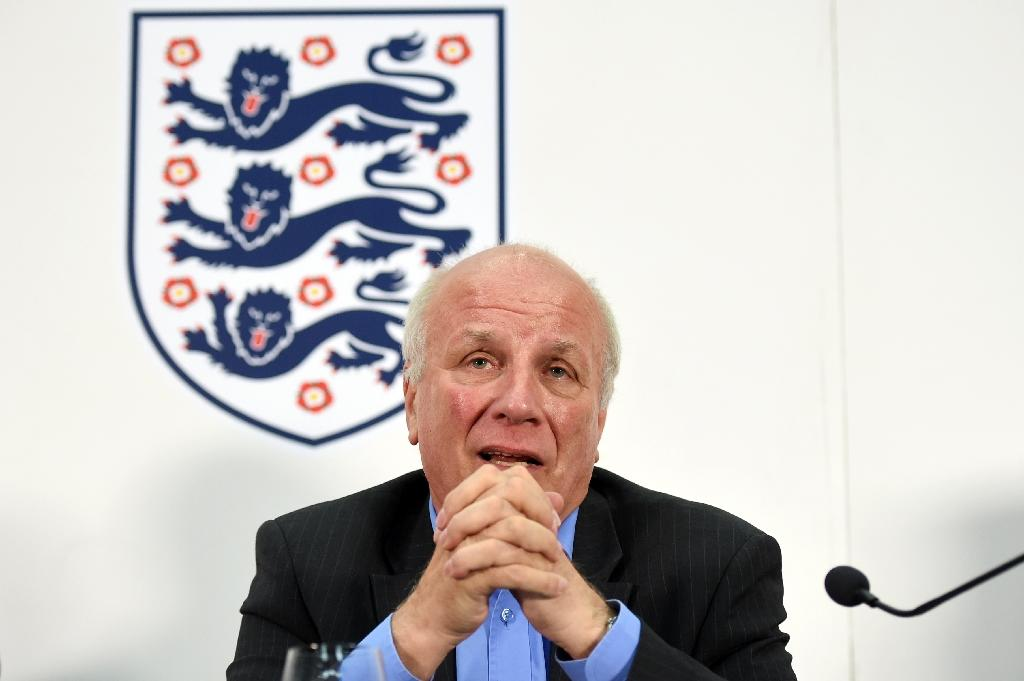 Head of English FA calls for FIFA's Blatter to go