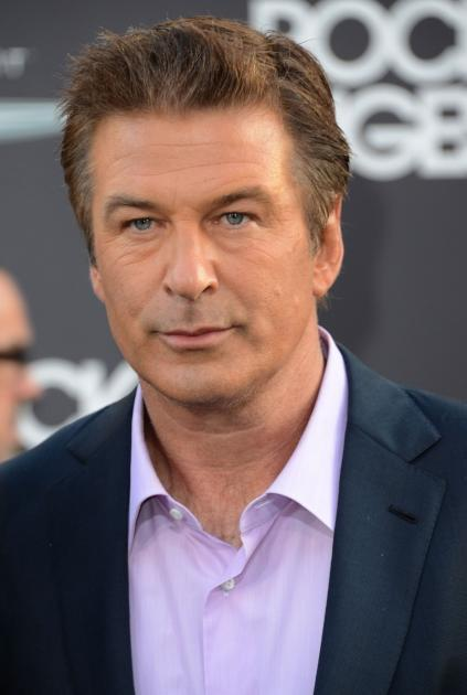 Alec Baldwin arrives at the premiere of Warner Bros. Pictures' 'Rock of Ages' at Grauman's Chinese Theatre in Hollywood, Calif. on June 8, 2012  -- Getty Images